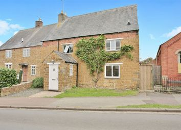 Thumbnail 4 bed semi-detached house for sale in Chapel Cottage, Boxhedge Road, Banbury