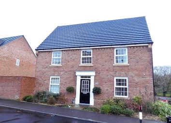 Thumbnail 4 bed detached house for sale in Clos Tyn Y Coed, Sarn, Bridgend.
