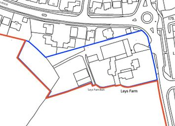 Thumbnail Land for sale in Wyaston Gardens, Willow Meadow Road, Ashbourne