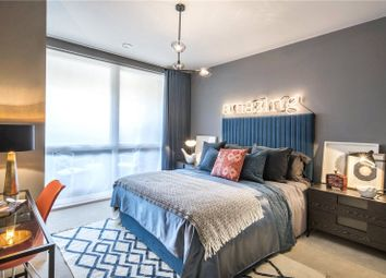 Thumbnail 1 bed flat for sale in Bruckner Street, London