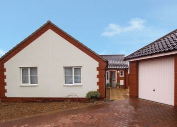 Thumbnail 3 bedroom bungalow for sale in Glebe Drive, Roydon, Diss