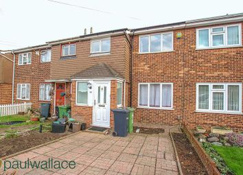 Thumbnail 3 bedroom terraced house to rent in Garner Drive, Broxbourne