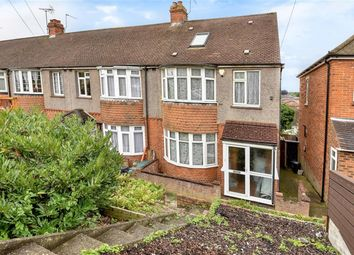 Thumbnail 4 bed end terrace house for sale in Howard Avenue, Rochester