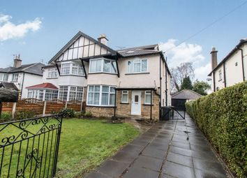 Thumbnail 6 bed semi-detached house for sale in Scott Hall Road, Moortown, Leeds
