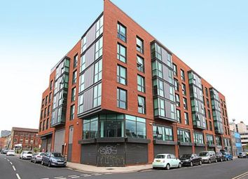 Thumbnail 2 bedroom flat for sale in Print Works Apartments, Hodgson Street, Sheffield, South Yorkshire