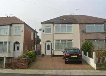 Thumbnail 3 bed semi-detached house for sale in Mayfair Avenue, Bowring Park, Liverpool