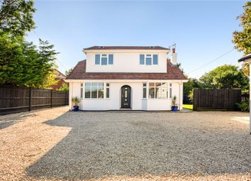 Thumbnail 4 bed detached house for sale in Admoor Lane, Bradfield Southend, Reading, Berkshire