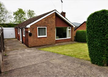 Thumbnail 3 bed detached bungalow for sale in Carnarvon Road, Sutton-In-Ashfield