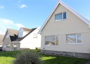 Thumbnail 3 bed detached house for sale in Rhyd Y Fenni, Crofty, Swansea