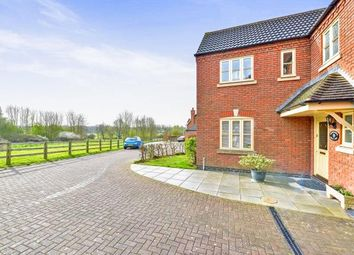 Thumbnail 4 bed detached house for sale in Oxfield Park Drive, Old Stratford, Milton Keynes