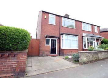 Thumbnail 3 bed semi-detached house to rent in Church Road, Smithills, Bolton