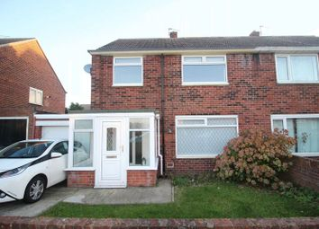 Thumbnail 3 bed semi-detached house for sale in Gainsborough Avenue, South Shields