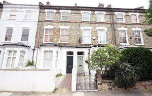 Thumbnail 2 bed flat to rent in Pakeman Street, Holloway