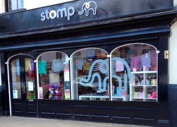 Thumbnail Commercial property for sale in Market Place, Knaresborough