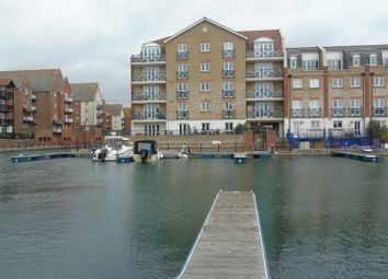 Thumbnail 2 bed flat for sale in The Piazza, Eastbourne