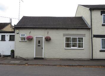 Thumbnail 1 bed terraced bungalow for sale in Bells End Road, Walton-On-Trent, Swadlincote