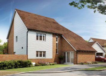 Thumbnail 3 bed detached house for sale in Woodchurch Rd, Shadoxhurst, Ashford