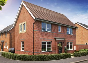 "Thumbnail 3 bed detached house for sale in ""Ennerdale"" at High Street, Felixstowe"