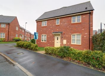 Thumbnail 3 bed semi-detached house for sale in Meadowfield Crescent, Astbury, Congleton