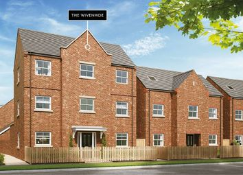 "Thumbnail 5 bed property for sale in ""The Wivenhoe"" at Mayflower Close, New Farm Road, Stanway, Colchester"