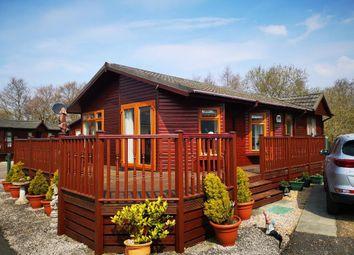 Thumbnail 2 bed mobile/park home for sale in Foxhouse Lodge Park, Scorton, Preston