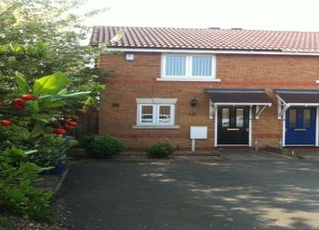 Thumbnail 2 bed semi-detached house to rent in Pine Close, Branston, Burton-On-Trent