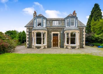Thumbnail 5 bed detached house for sale in Dalginross, Comrie