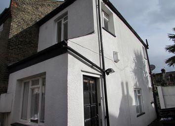 Thumbnail 1 bedroom maisonette to rent in Kemerton Road, Croydon