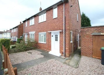 Thumbnail 2 bed semi-detached house to rent in Oak Avenue, Willington, Crook