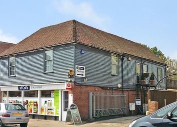 Thumbnail 2 bed flat for sale in The Street, Hamstreet, Ashford