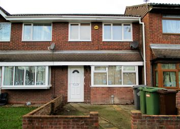 Thumbnail 3 bedroom terraced house for sale in Banstead Close, Wolverhampton