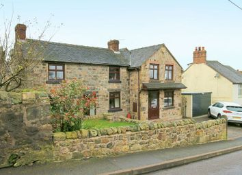 Thumbnail 4 bed detached house for sale in Wood Street, Mow Cop, Stoke-On-Trent