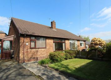 Thumbnail 2 bedroom bungalow for sale in Goodwill Close, Swinton, Manchester