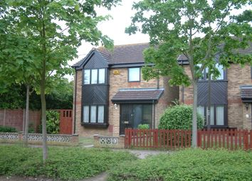 Thumbnail 3 bed detached house to rent in Edison Square, Shenley Lodge, Milton Keynes