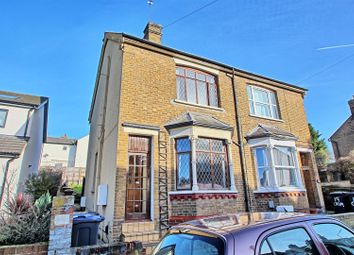 Thumbnail 4 bed semi-detached house for sale in Cromwell Road, Ware