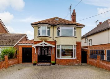 Thumbnail 5 bed detached house for sale in Church Road, Felixstowe