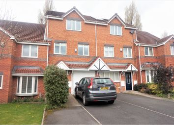 Thumbnail 3 bedroom town house to rent in Martindale Crescent, Manchester