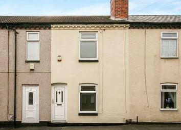Thumbnail 2 bed terraced house for sale in Newcastle Street, Mansfield, Nottinghamshire