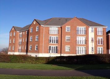 Thumbnail 2 bed flat for sale in Birkby Close, Hamilton, Leicester, Leicestershire