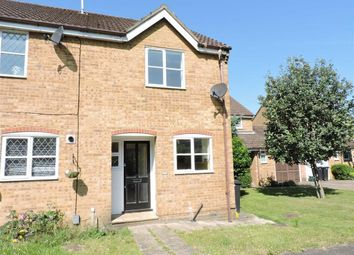 Thumbnail 2 bed end terrace house for sale in Viscount Gardens, Byfleet, Surrey