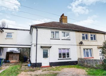 Thumbnail 3 bedroom semi-detached house for sale in Curf Terrace, Chatteris