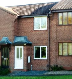 Thumbnail 1 bed terraced house to rent in Bishops Drive, Oakwood, Derby