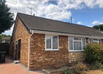 Thumbnail 2 bed bungalow to rent in Bladon Close, Northampton