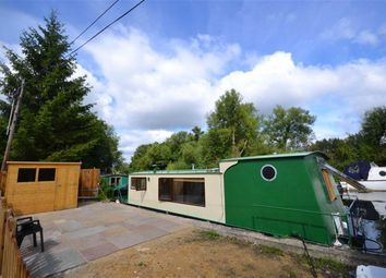 Thumbnail 1 bed houseboat for sale in Moor Lane, Rickmansworth, Hertfordshire