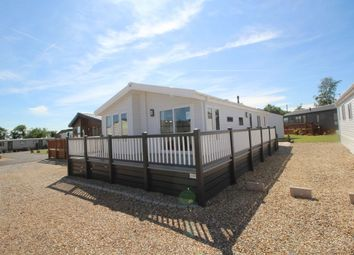 Thumbnail 3 bed bungalow for sale in Wayside Caravan Park Way Hill, Minster, Ramsgate