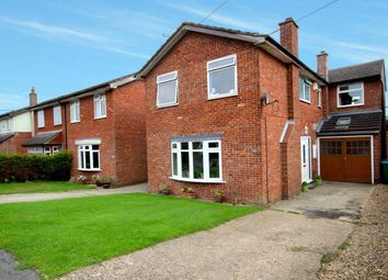 Thumbnail 4 bed detached house for sale in College Crescent, Oakley, Aylesbury