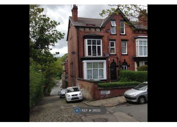 Thumbnail 2 bed flat to rent in Oakwood Avenue, Leeds
