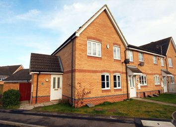 Thumbnail 3 bed end terrace house to rent in Malt Close, Newmarket