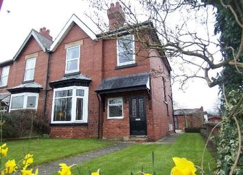 Thumbnail 3 bed semi-detached house for sale in Littlethorpe, Ripon, North Yorkshire