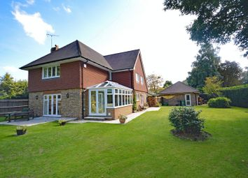 Thumbnail 5 bed detached house for sale in Waggoners Way, Grayshott, Hindhead